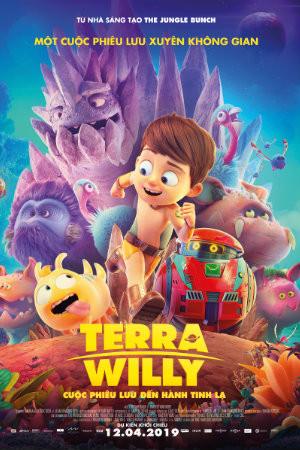Terra Willy: Cuộc Phiêu Lưu Tới Hành Tinh Lạ