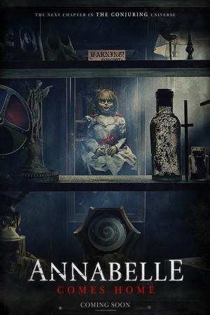 Annabelle: Ác Quỷ Trở Về
