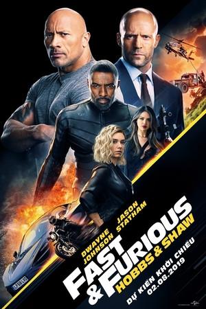 (3D) Fast & Furious: Hobbs & Shaw (C16)